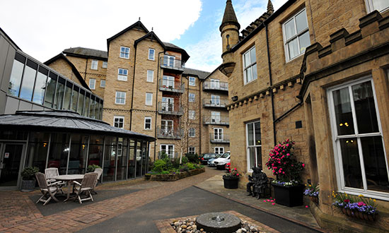 Independent Living with Extra Care at Grove House, Ilkley - Banner