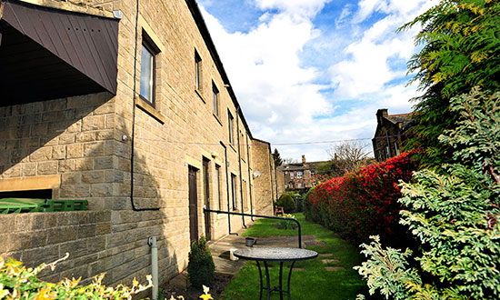 Independent Living at School Street, Pudsey - Banner