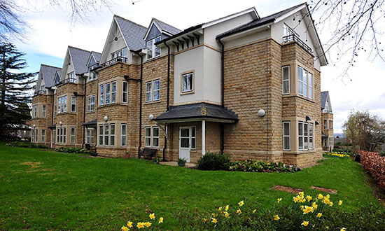 Independent Living with Extra Care at The Beeches House, Menston - Banner
