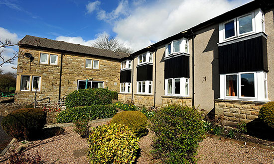 Supported Living at Abbeyfield House, Settle - Banner