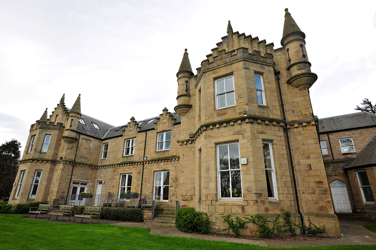 The community hub at grove house ilkley abbeyfield for The grove house