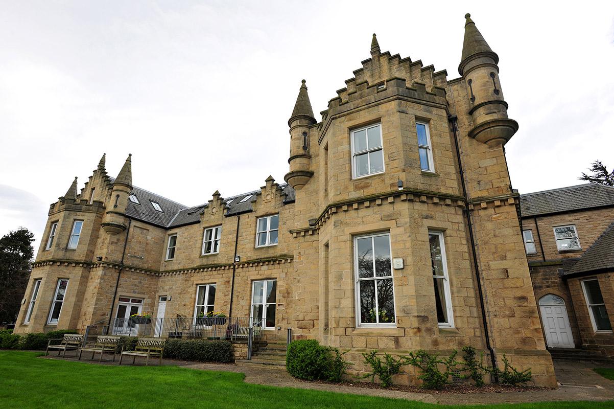 The community hub at grove house ilkley abbeyfield for Grove house